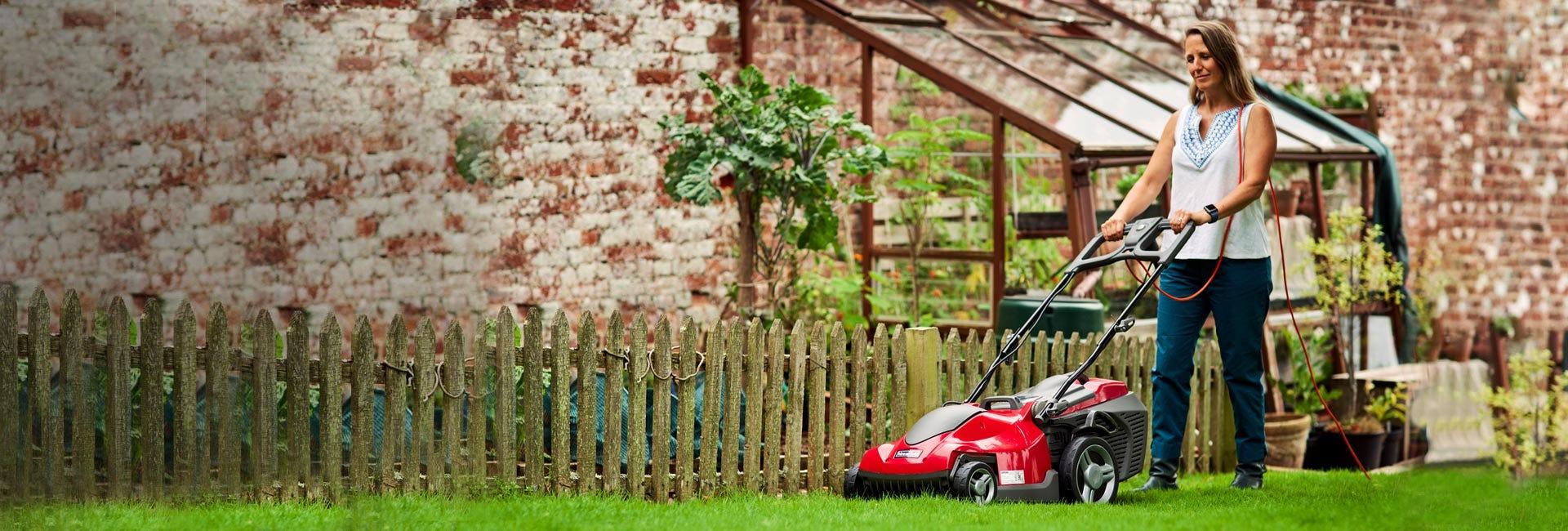 Electric Lawnmowers