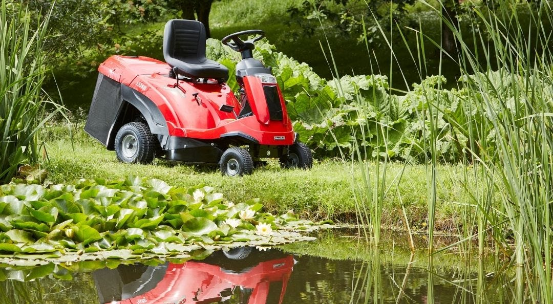 mountfield-ready to mow
