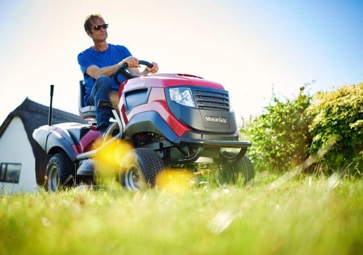 2240H Mountfield Garde Tractor
