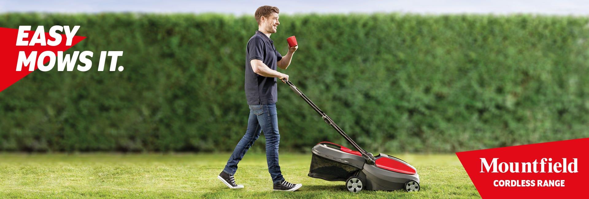 Easy Mows It