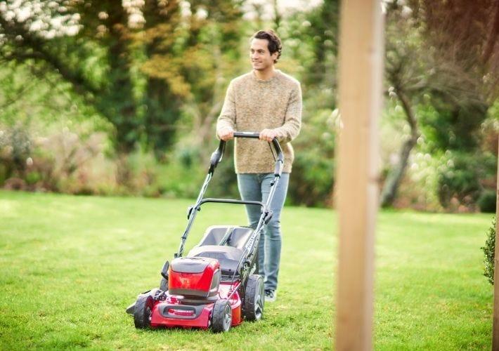 Mountfield cordless-lawnmower