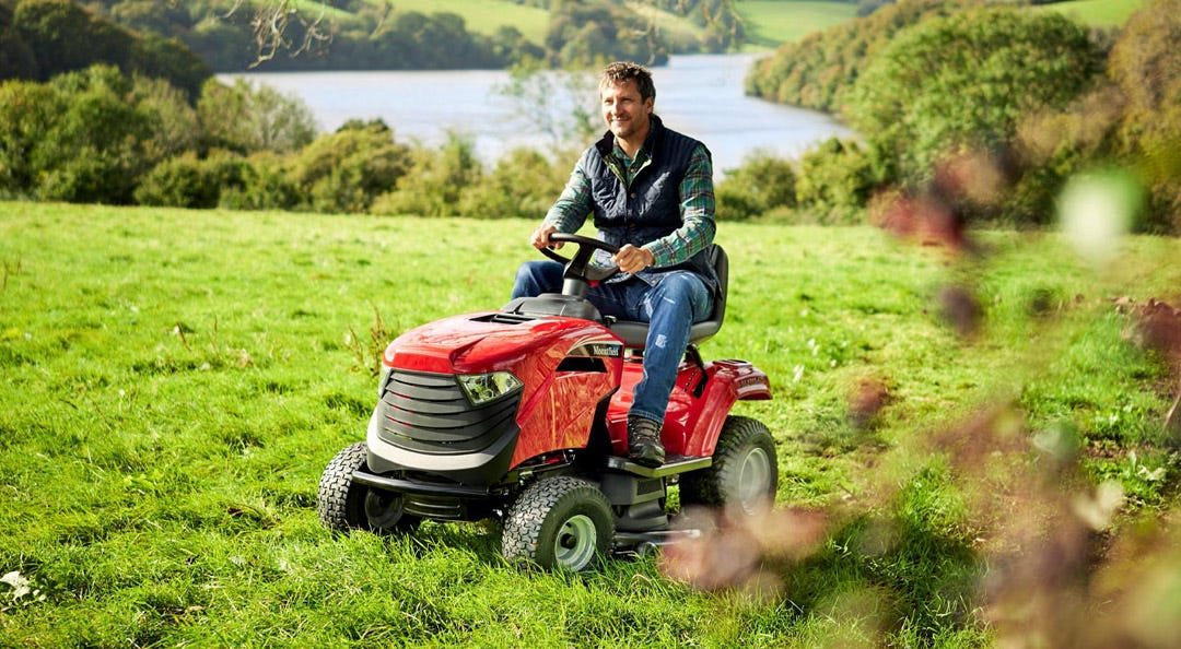 mountfield ride on mowers